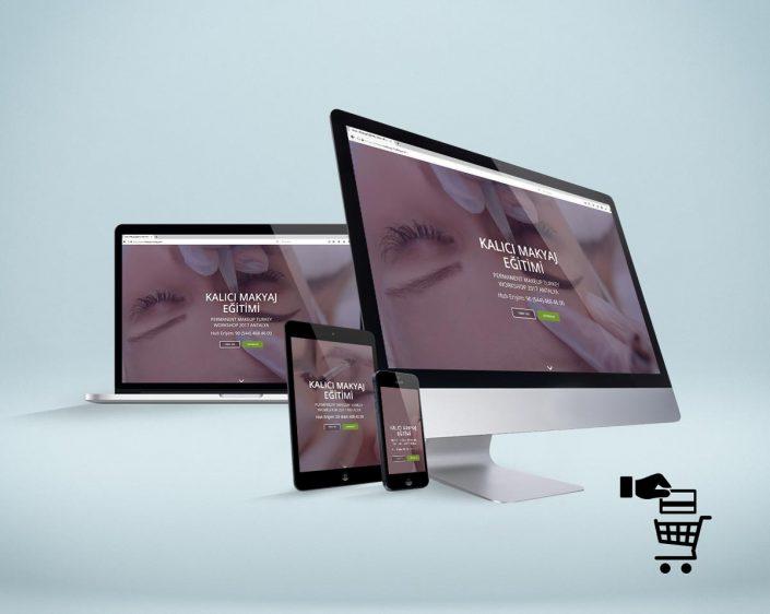 Tanıtım ve Online Satış Sitesi - Emin Yavuzer | Kreatif İşler
