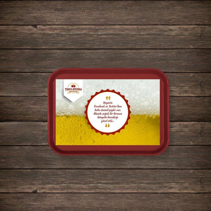 Servis Kağıtları - Takılberry Beer Cafe Bar