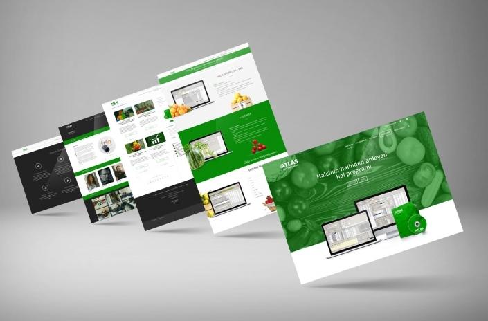 Yazılım Web Sitesi