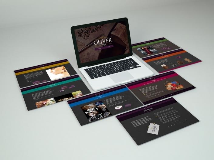 Derici & Kuyumcu Web Sitesi Tasarımı