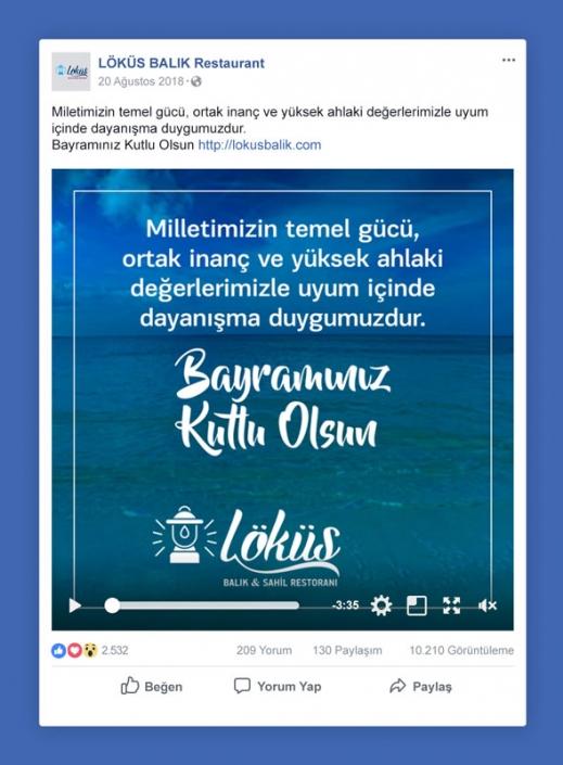 Sosyal Medya Video