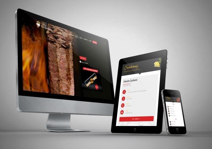 Fast Food Web Sitesi