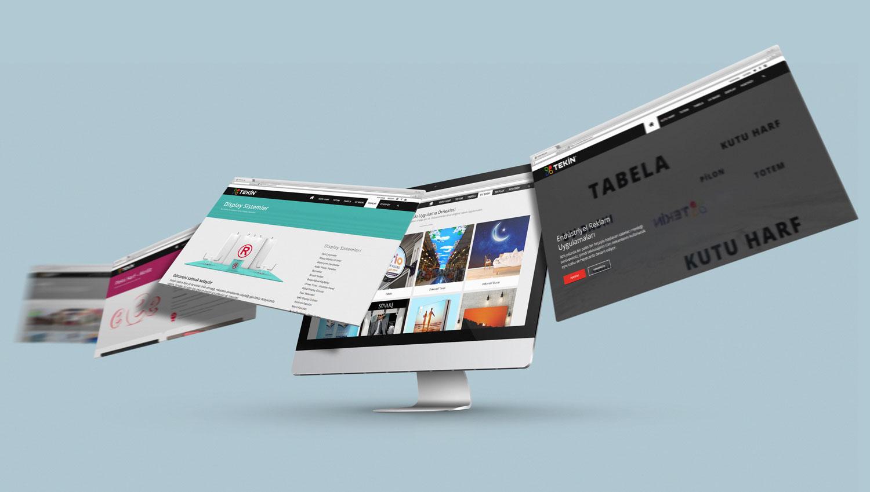 Yeni Nesil Web Sitesi Tasarımı